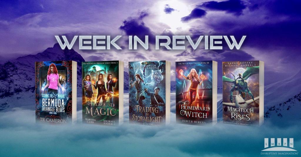 Week in Review Blog