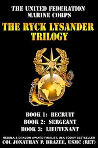 United Federation Marine Corp ebook cover