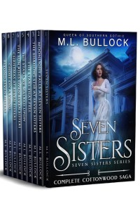 7 Sisters Cottonwood Omnibus ebook cover