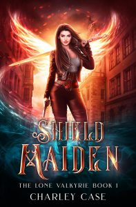 Shield Maiden ebook cover