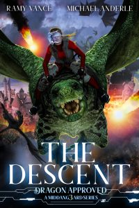 The Descent ebook cover