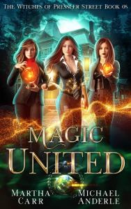 Magic United ebook cover