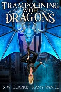 Trampolining with Dragons ebook cover