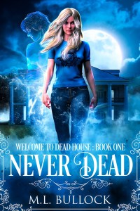 Never Dead ebook cover