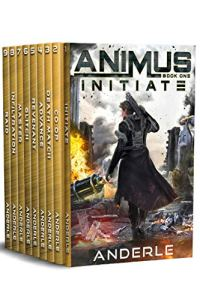 Animus boxed set cover
