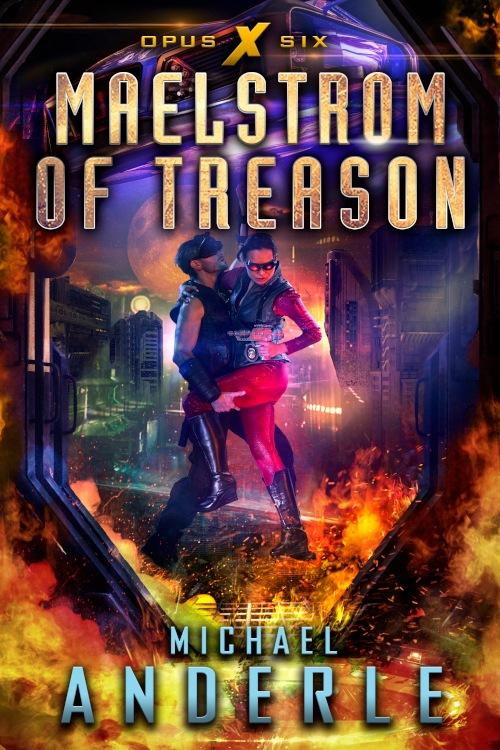 maelstrom of treason ebook cover