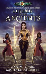 Legends of the ancients ebook cover