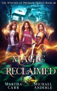 Magic Reclaimed ebook cover
