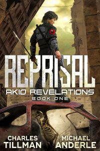 Reprisal e-book cover