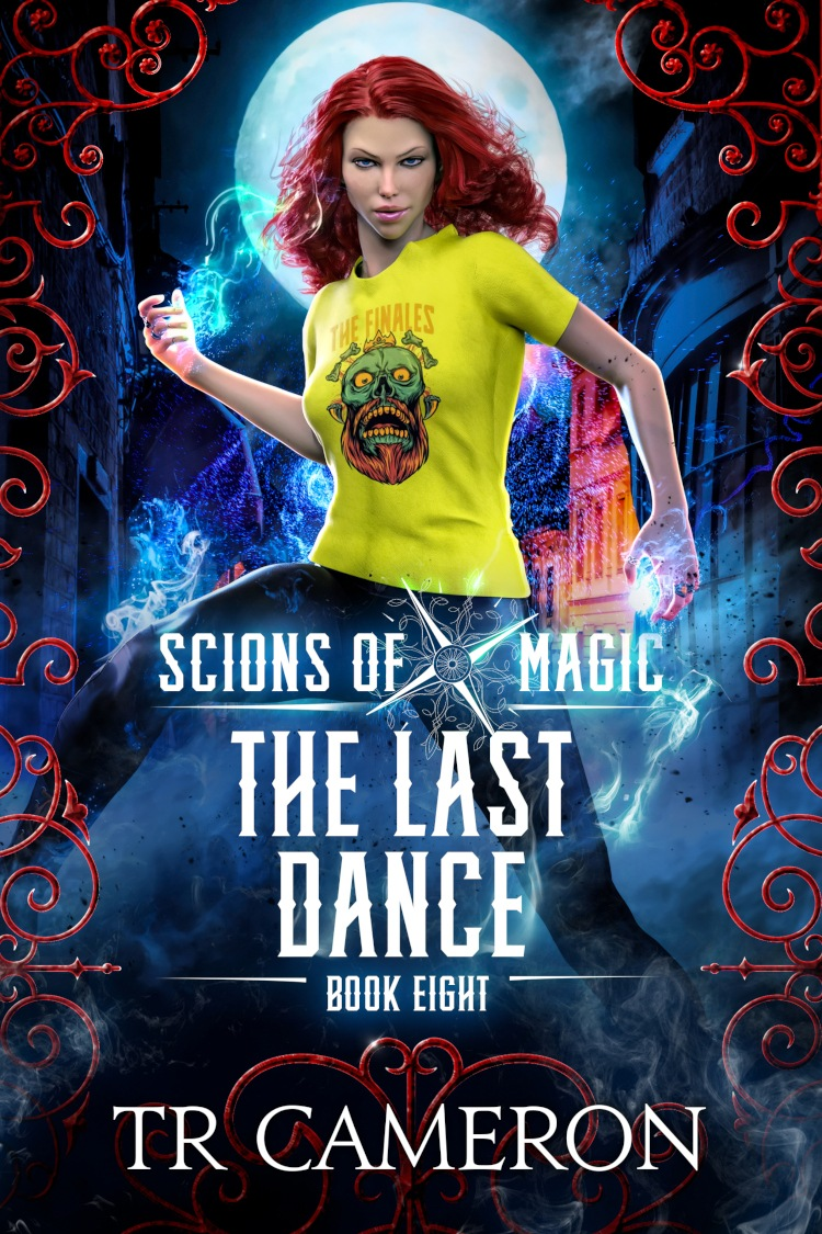 The Last Dance ebook cover
