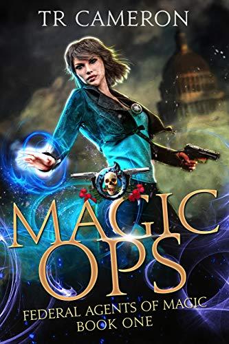 Magic Ops ebook cover
