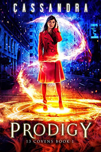 Prodigy ebook cover