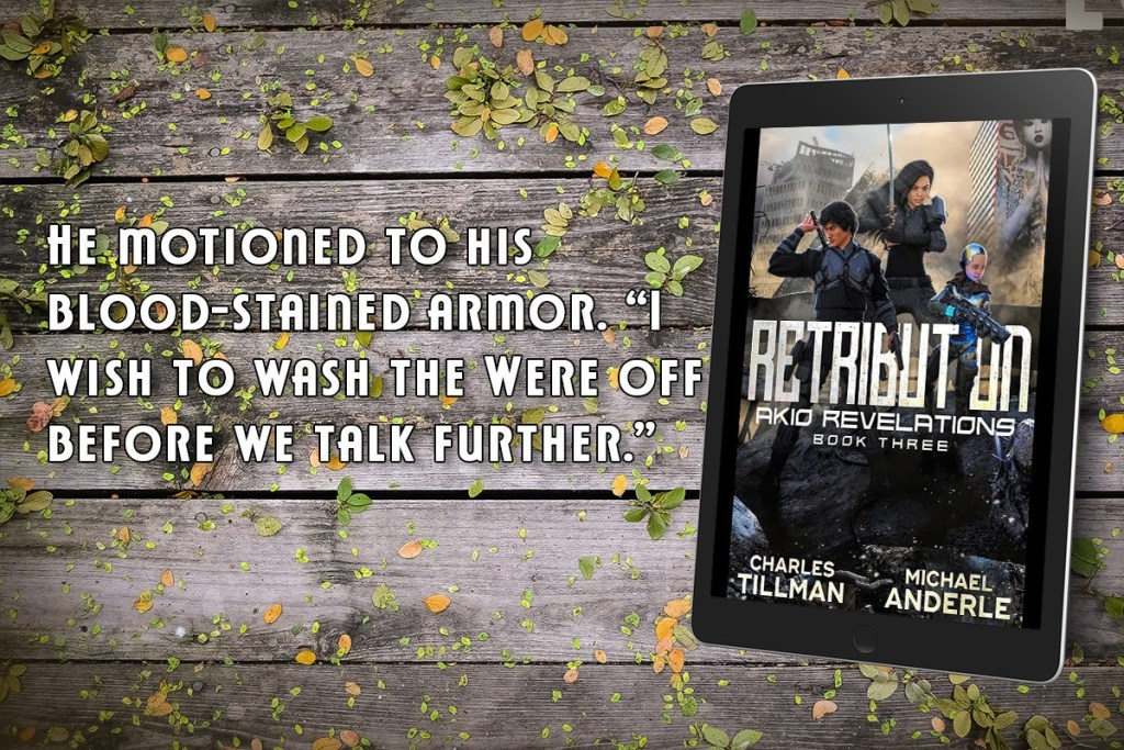 Retribution Quote Banner