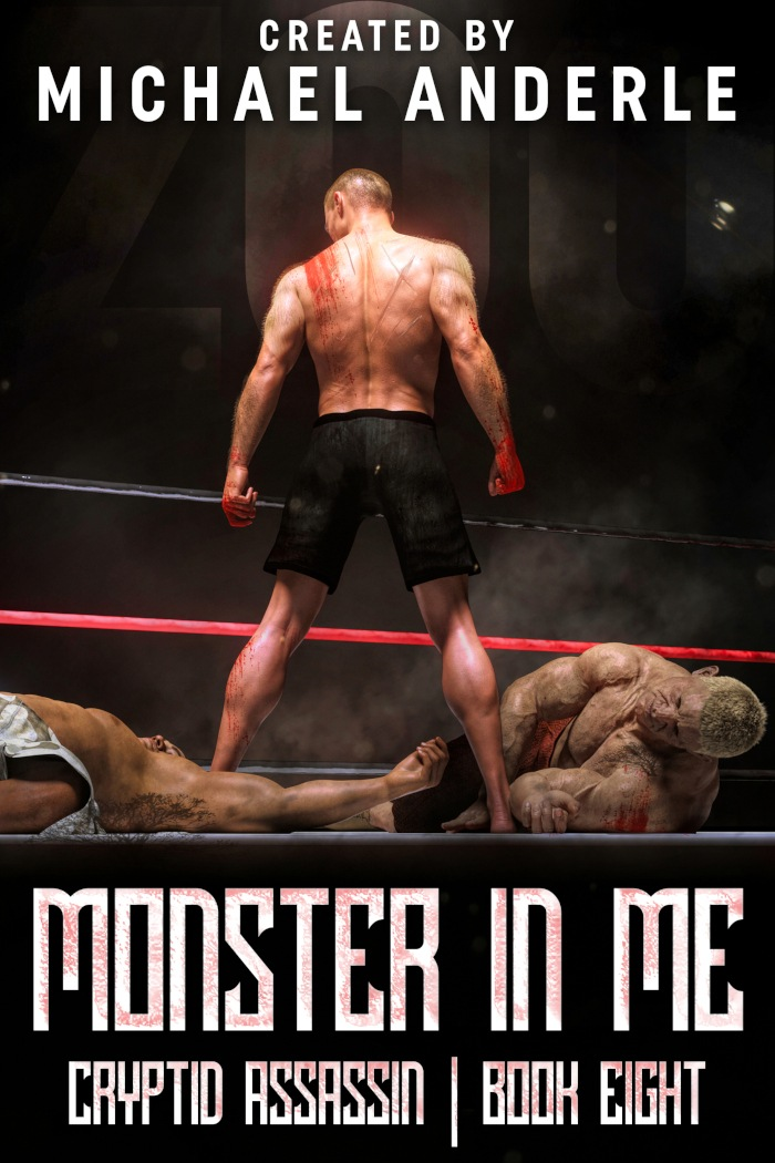 Monster in Me ebook cover