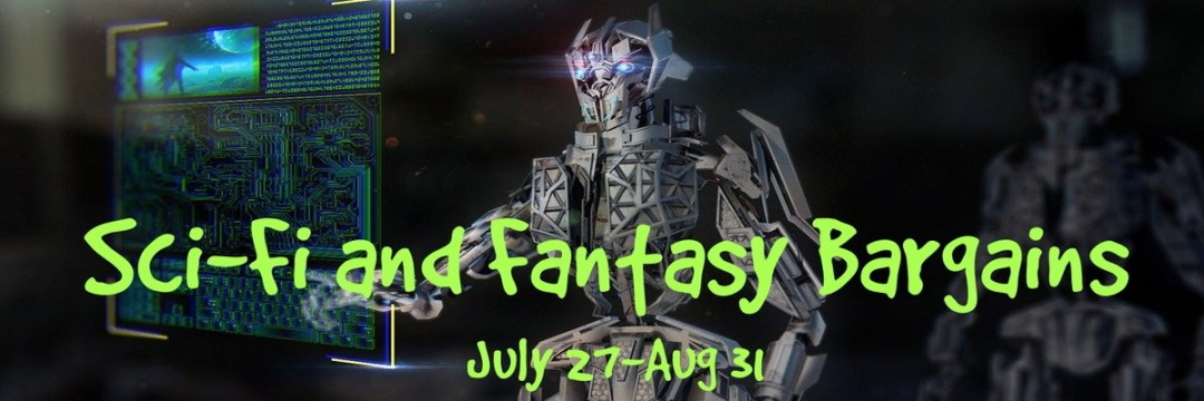sci-fi promo banner