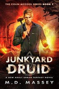 JUNKYUARD DRUID E-BOOK COVER
