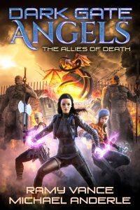 DARK GATE ANGEL E-BOOK COVER