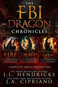 FBI Dragon Chronicles e-book cover