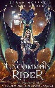 uncommon rider e-book cover