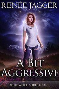 A BIT AGGRESSIVE E-BOOK COVER