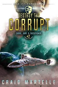 destroy the corrupt e-book cover