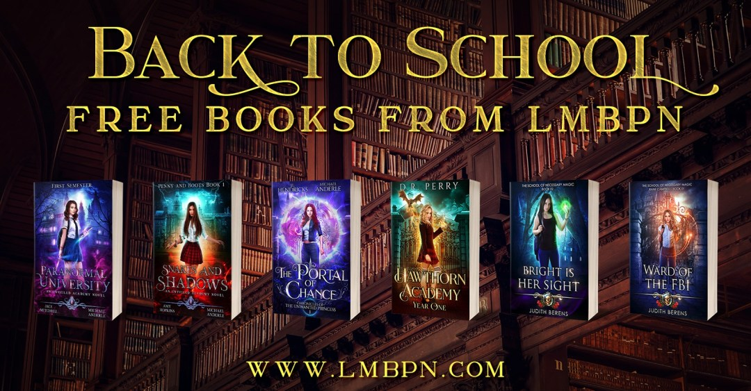 Back to School Promo Banner