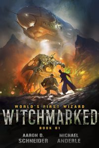 Witch Marked ebook cover