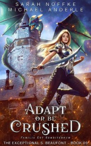 Adapt of be crushed e-book cover