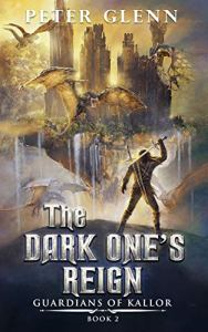 The dark one's reign e-book cover