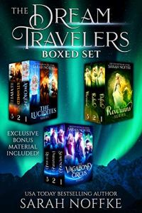 Dream Travelers Ultimate boxed set e-book cover