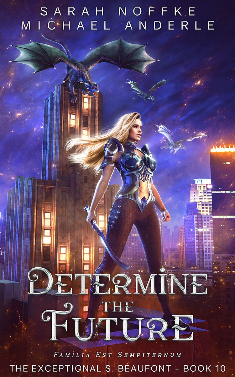 DETERMINE THE FUTRE E-BOOK COVER