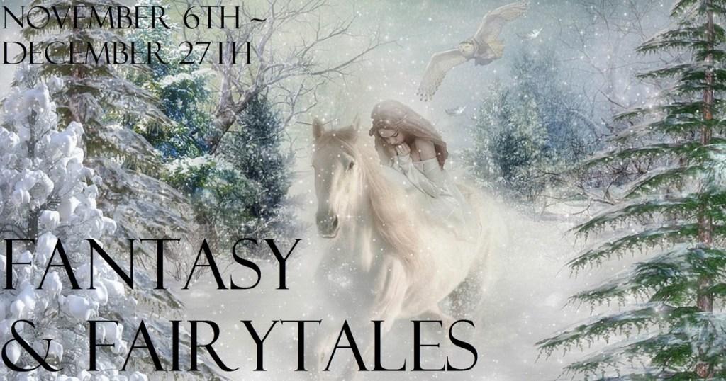 Fantasy book funnel promo banner