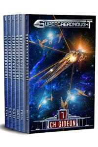 SUPERDREADNOUGHT COMPLETE SERIES  E-BOOK COVER