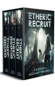 Etheric Adventures e-book cover