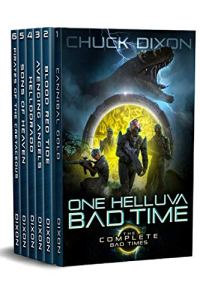 One Helluva Bad time e-book cover