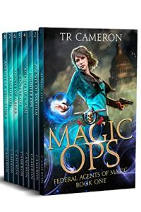 Federal Agents of Magic e-book cover