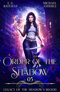 Order of the Shadow E-book cover