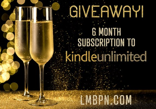 Kindle Unlimited Giveaway Banner