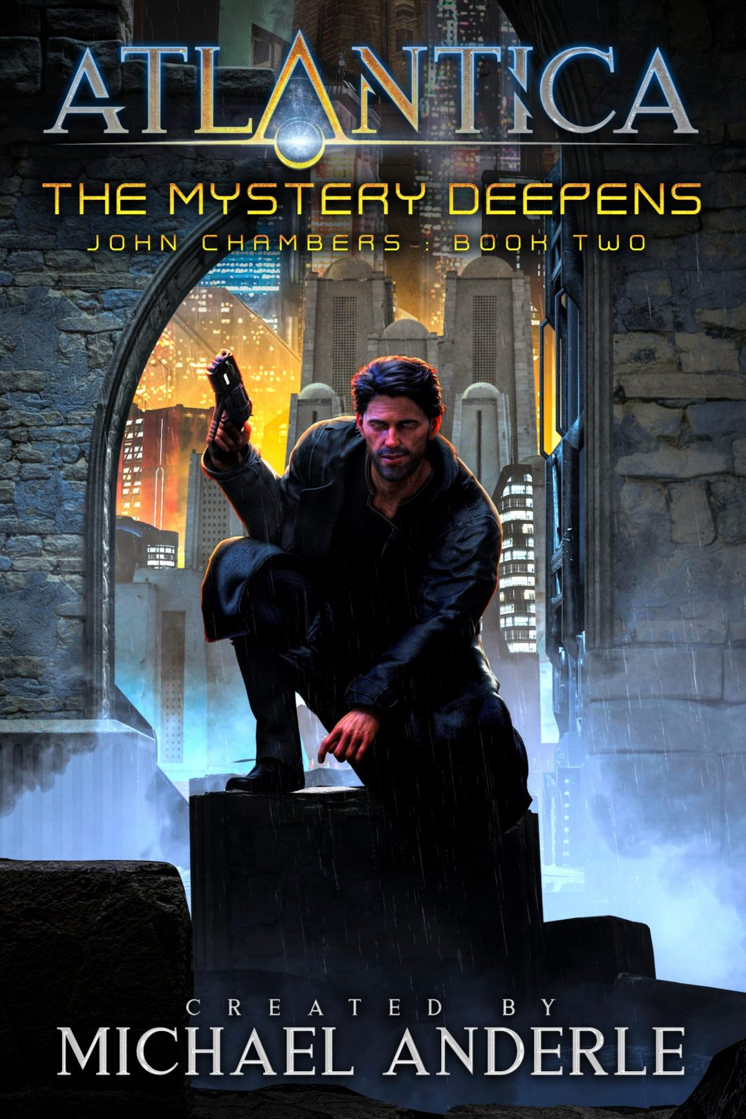 The Mystery Deepens e-book cover