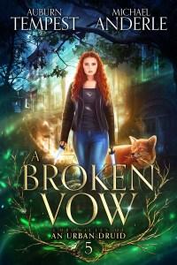 Broken Vow e-book cover