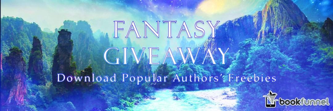 Fantasy Bookfunnel Promo Banner