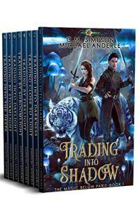 Magic Below Paris Complete Series e-book cover