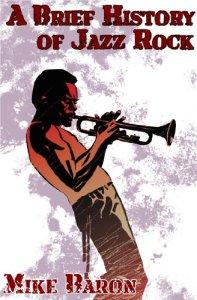 A Brief History of Jazz e-book cover
