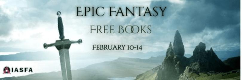 Free-sci-fi and fantasy promo banner