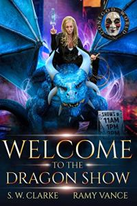 Welcome to the Dragon show e-book cover