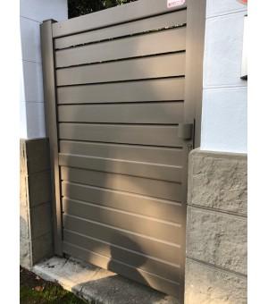 portillon aluminium arcachon etape requise