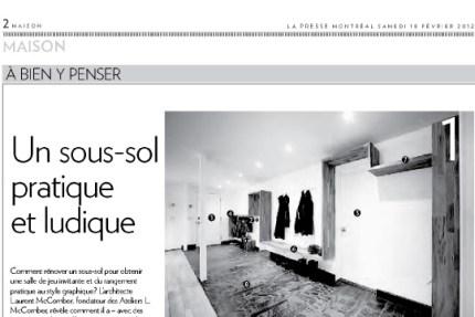 basement design