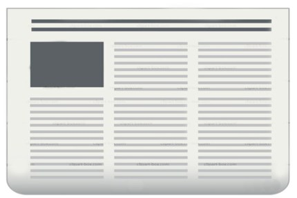 news icon stock
