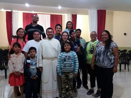 Campo mision Mexico