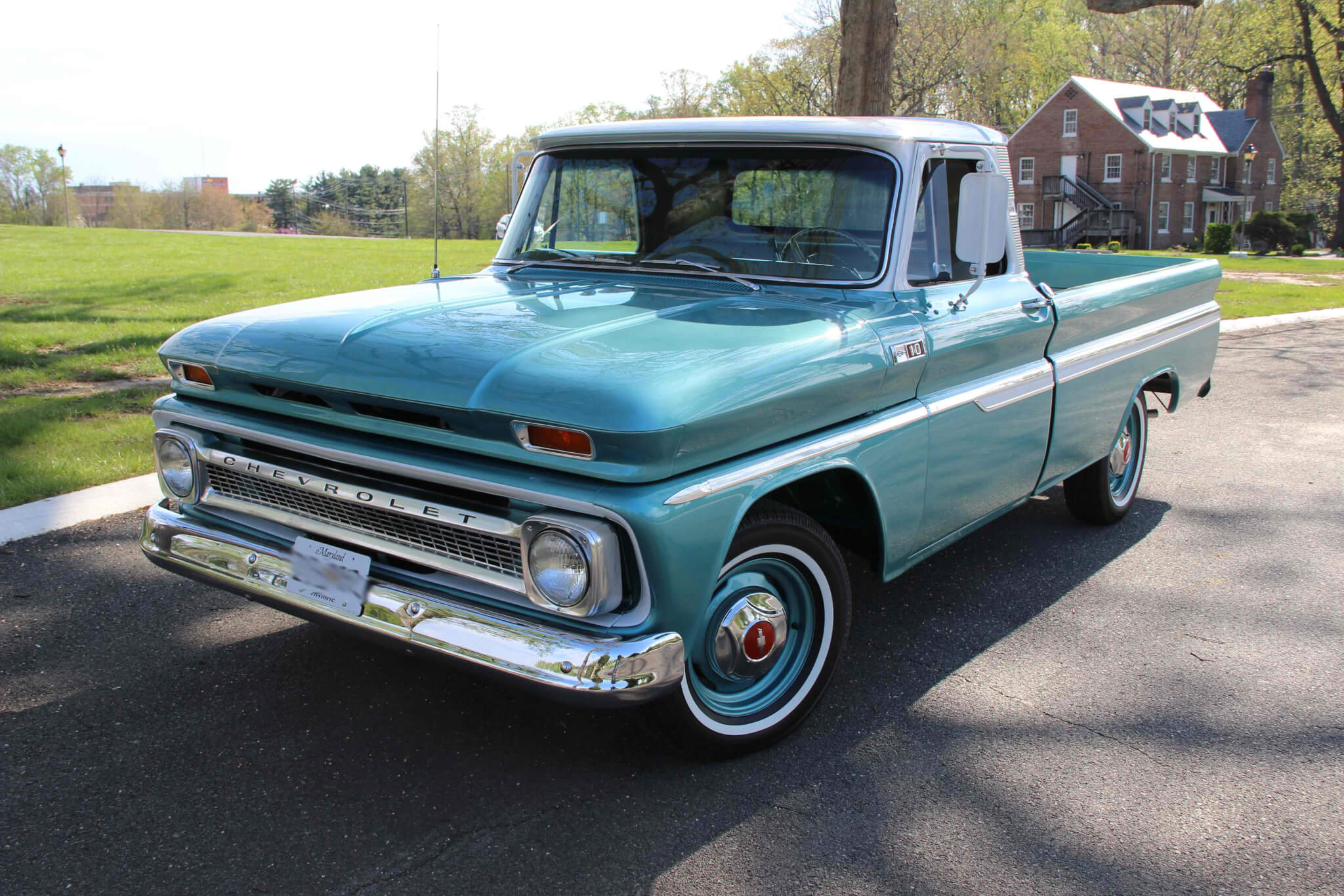 1966 Chevy C10 Stepside Long Bed